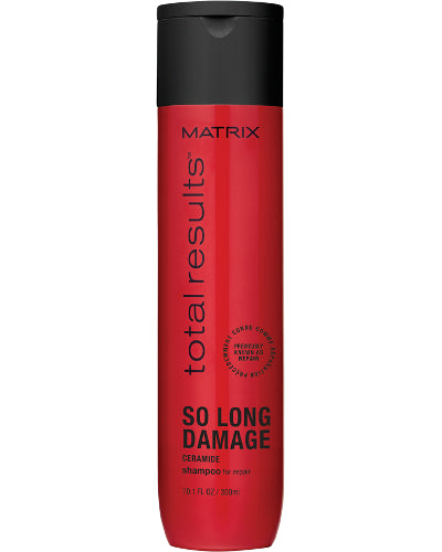 Total Results So Long Damage Shampoo 10.1 oz