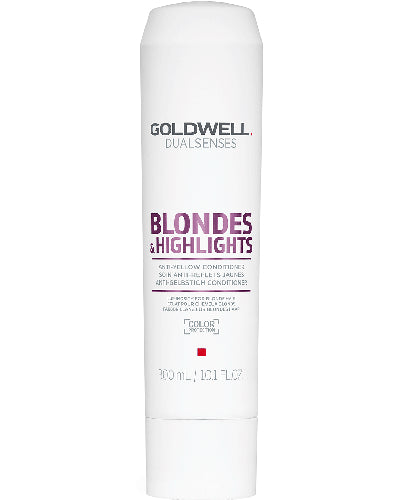 Dualsenses Blondes & Highlights Anti-Yellow Conditioner 10.1 oz