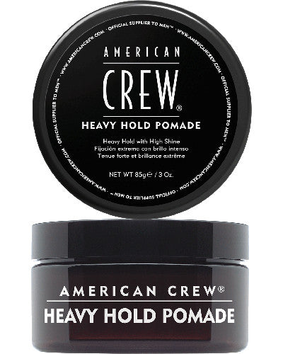 Heavy Hold Pomade 3 oz
