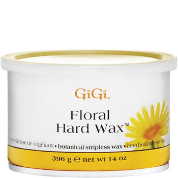 Floral Hard Wax 14 oz