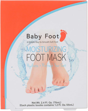 Moisturizing Foot Mask 2.4 oz