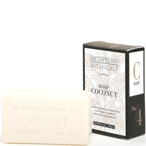 Coconut Soap 5.2 oz