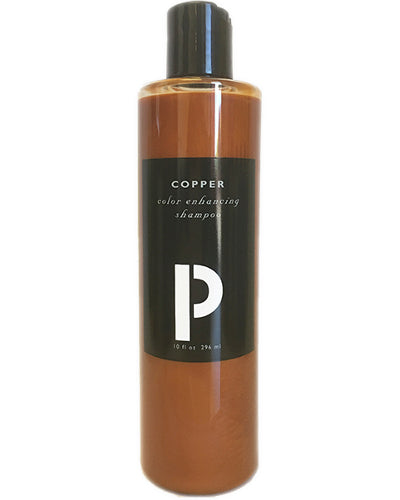 Copper Color Enhancing Shampoo 10 oz