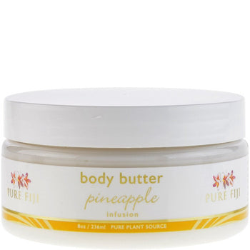 Pineapple Body Butter 8 oz