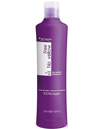 No Yellow Vegan Shampoo 11.83 oz