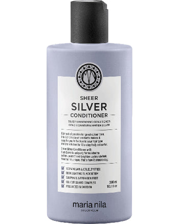 Sheer Silver Conditioner 10.1 oz