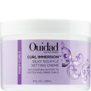 Curl Immersion Silky Souffle Setting Creme 8 oz