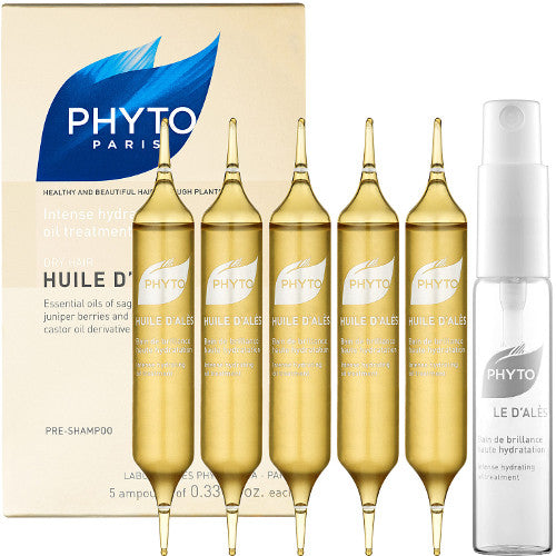 Huile d'Ales Intense Hydrating Oil Treatment 1.69 oz