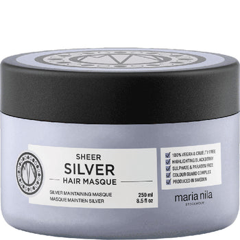 Sheer Silver Masque 8.5 oz