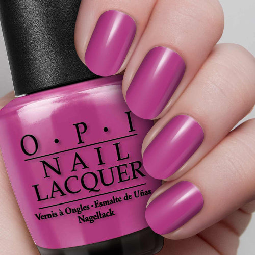 Nail Lacquer Pamplona Purple 0.5 oz