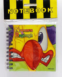 Nawara & Baghbogh Notebook Hard Cover (10x10)