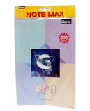Gernas World Note Max Sticker