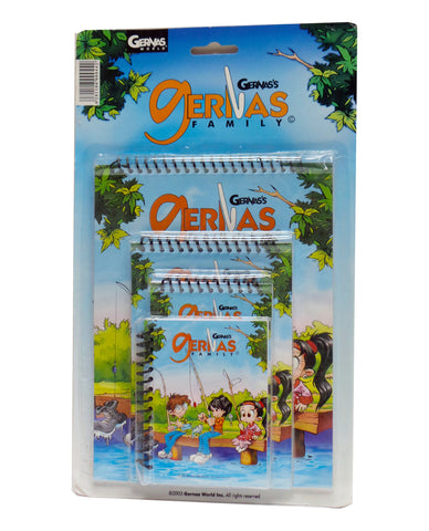 Gernas Family Normal Cover Package (A)