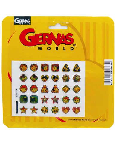 Gernas World Crystal Sticker