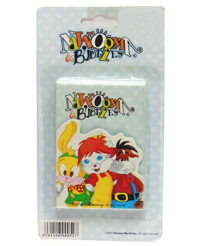 Nawooma Family Hard Cover Memo Pad