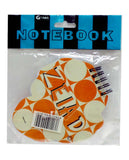 Ziad Die Cut Notebook