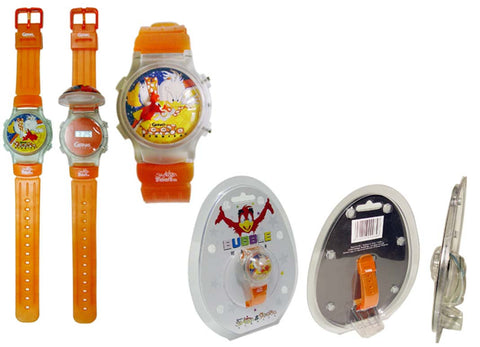 Shahien & Teeta Bubble Watch