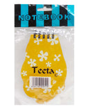 Teeta Die Cut Notebook
