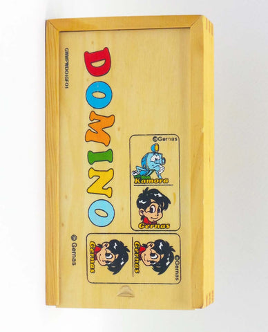 Gernas World Wooden Domino