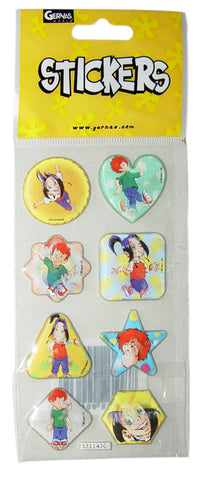 Jawaher & Ziad 2D Puffy Sticker
