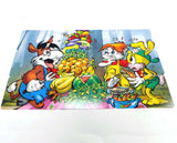 Nawooma Family Paper Puzzle