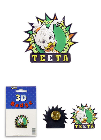Teeta Badge (PVC)