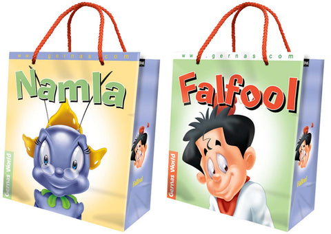 Namla & Falfool Large Paper Bag