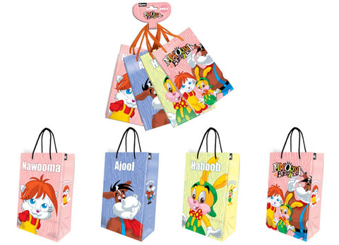 Nawooma Family Small Paper Bag package