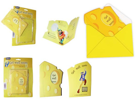 Faker & Dahshan 3D Invitation Card Set