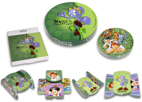 Namla Family Magic Disc