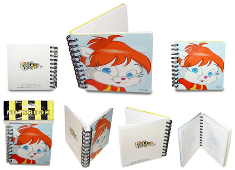 Nawooma Notebook Hard Cover (10x10)