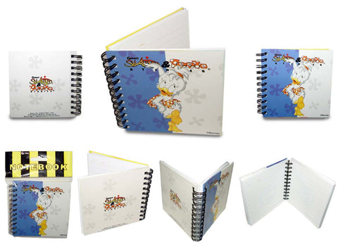 Teeta Notebook Hard Cover (10x10)