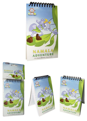 Namla Notebook Normal Cover (7.5x12)