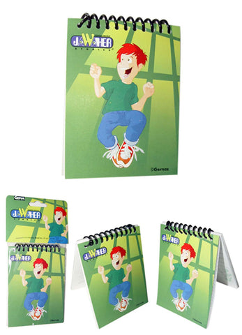 Ziad Notebook Normal Cover (7x10)