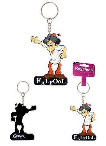 Falfool Key Chain (PVC)