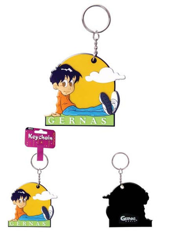 Gernas Key Chain (PVC)