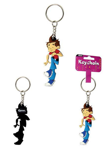Hamad Key Chain (PVC)