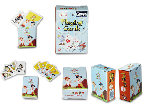 Namla Family Mini Playing Cards