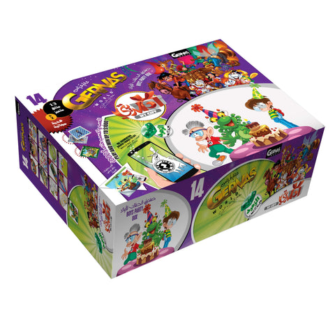 Party Emerald Gift Box for Boys $ 49.99 #14