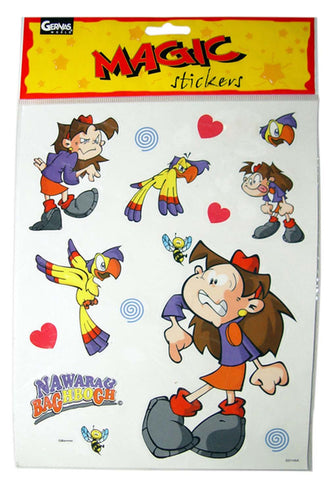 Nawara & Baghbogh Magic Sticker Large Set