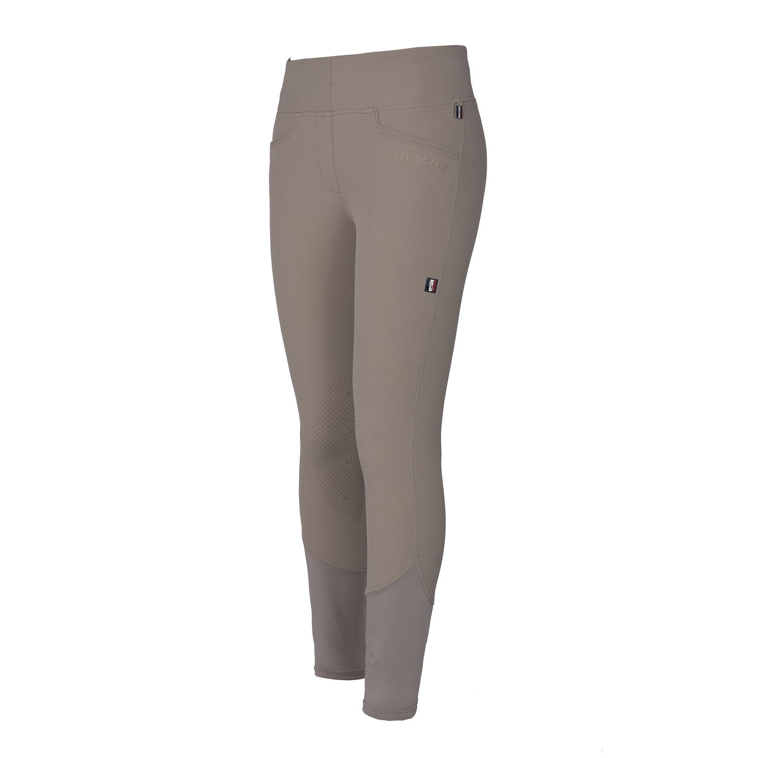 KATJA W E-TEC Knee-GRIP PULLON BREECHES