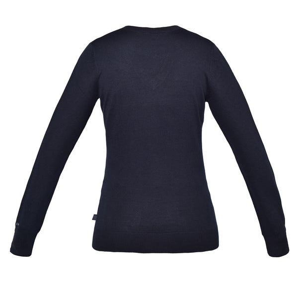 Classic Ladies Knitted V-neck