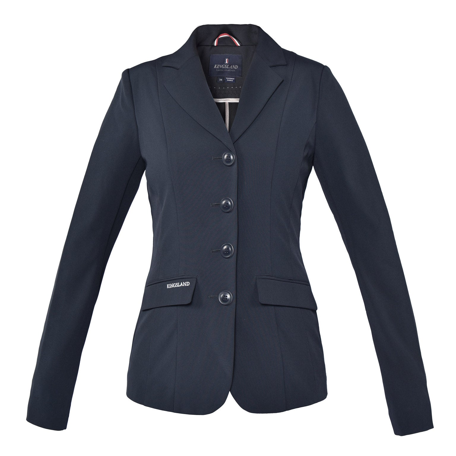 Classic Ladies Woven Softshell SJ