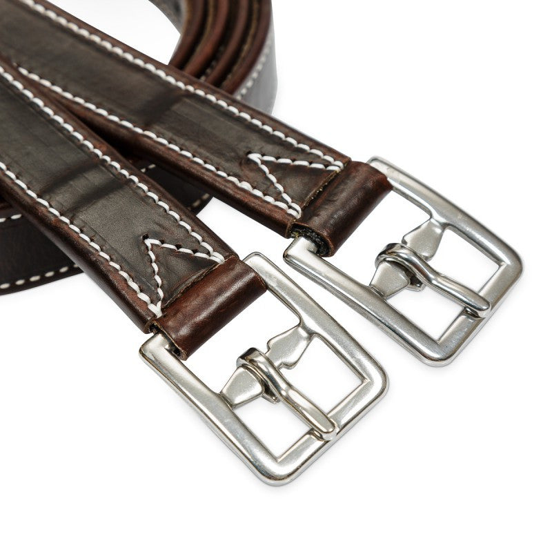 Calf Lined Stirrup Leather