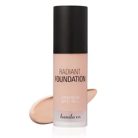 Radiant Longwear Foundation SPF 31
