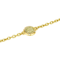 Imitation Emperor Napoleon Coin Rhinestones Gold Tone Long Strand Necklace