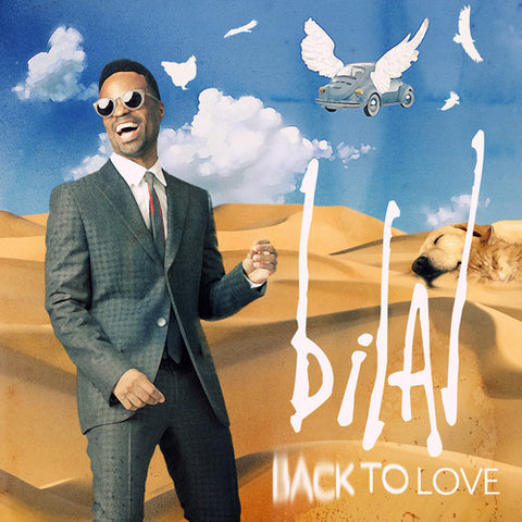 Bilal - Back To Love