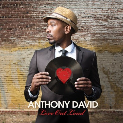 Can't Look Down - Anthony David
