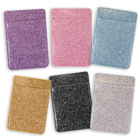 Simply Southern Glitter Cellphone Wallet