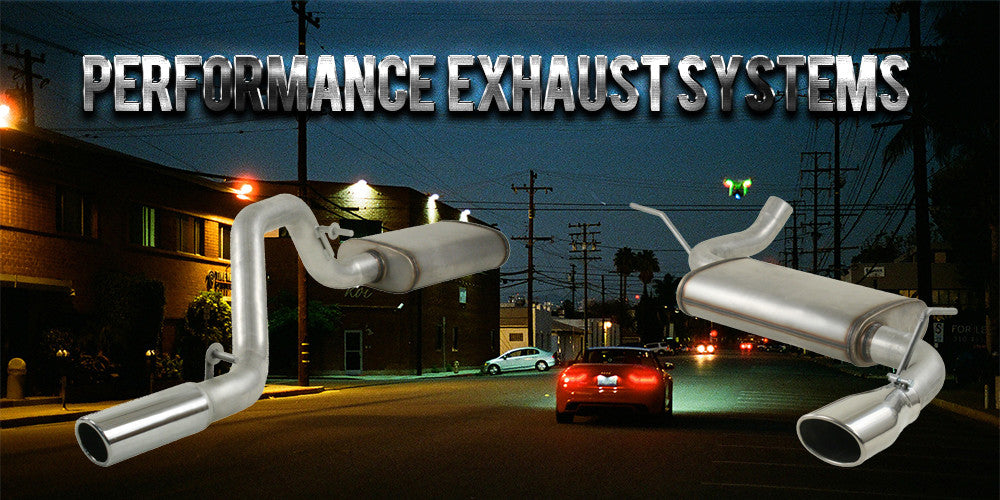 Performance Exhaust Systems for cars and trucks